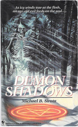 Demon Shadows Old Cover