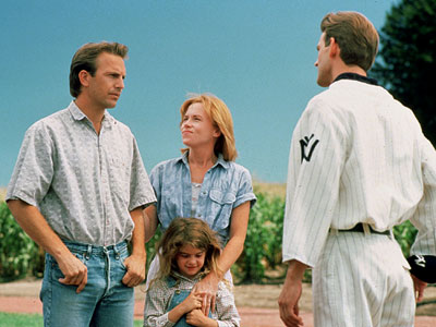 a field-of-dreams cast