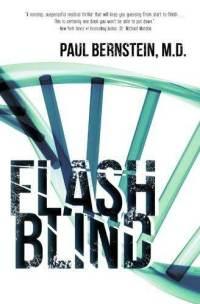 a flashblind-paul-bernstein-paperback-cover-art