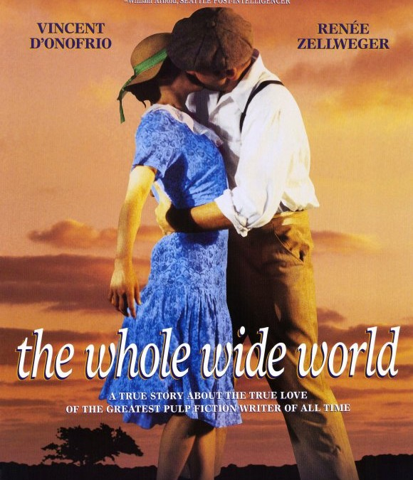 Throwback Thursday: Films About Writers—The Whole Wide World