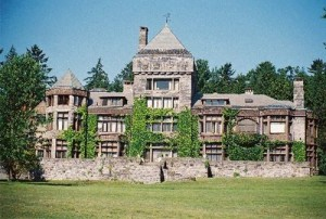Yaddo is a renowned writers' colony in Saratoga Springs, NY
