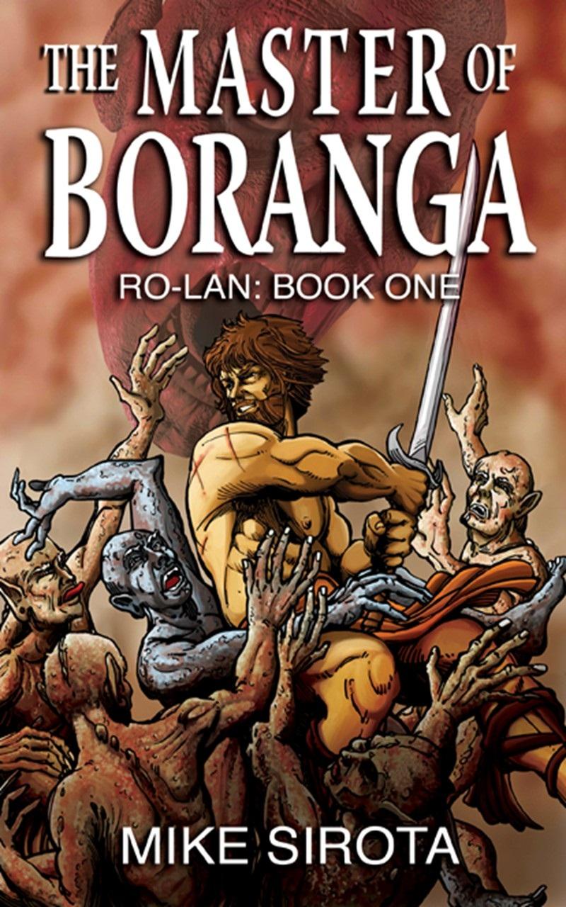 Boranga Kindle Cover