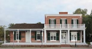 The Whaley House Museum in San Diego.