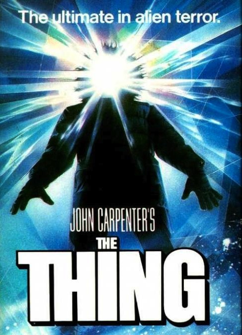 thing poster 1982
