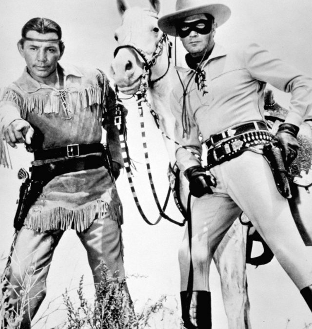 Throwback Thursday: A Tonto And Lone Ranger Story