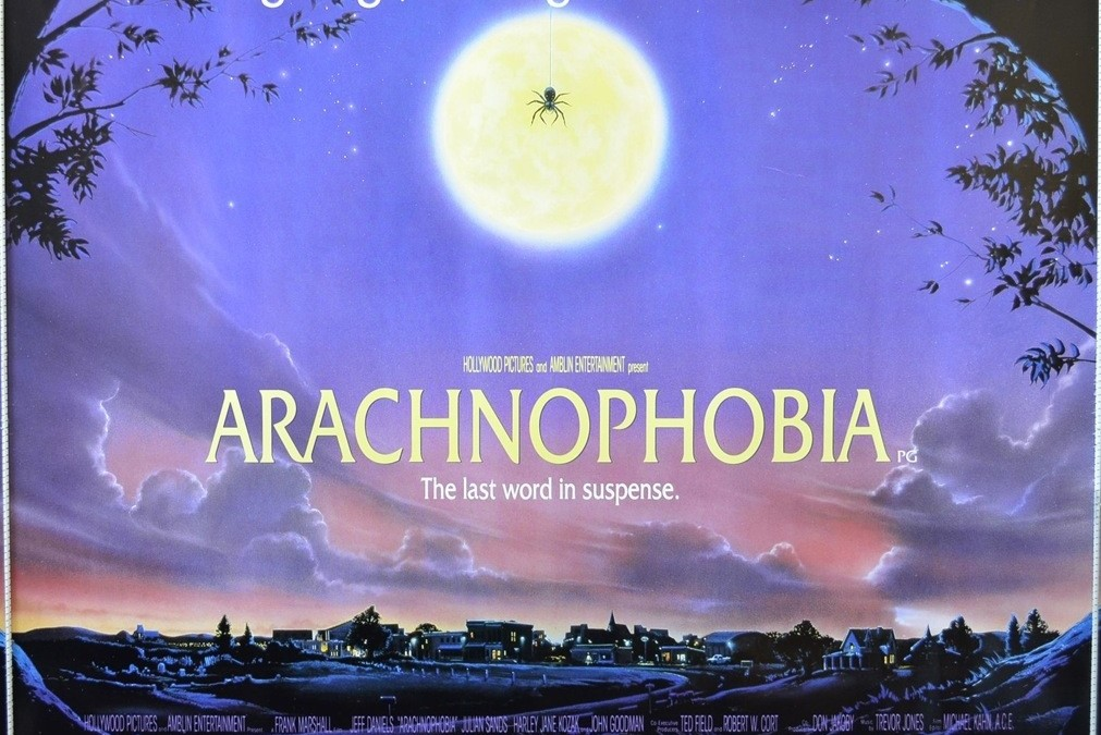 Throwback Thursday: Guilty Pleasures—Arachnophobia