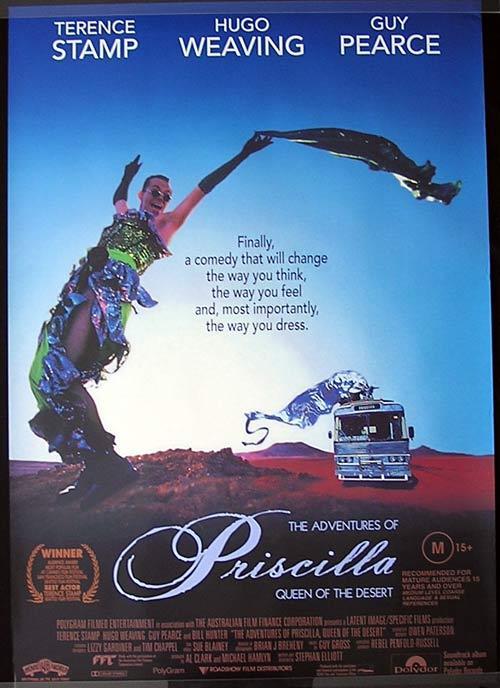 priscilla poster movie