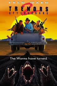 Throwback Thursday—Tremors 2: Aftershocks Is Mildly Earthshaking