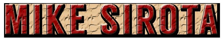 Mike Sirota Website