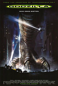 Throwback Thursday: Guilty Pleasures—Godzilla (1998)