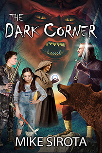 Throwback Thursday: From Bedtime Story To Book—THE DARK CORNER