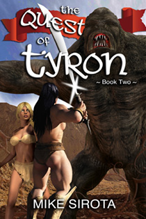 The Quest of Tyron (Book Two)
