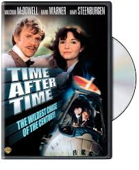 Throwback Thursday—Films About Writers: Time After Time
