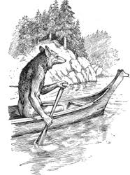 Throwback Thursday: Myths And Legends—Coyote, The Trickster