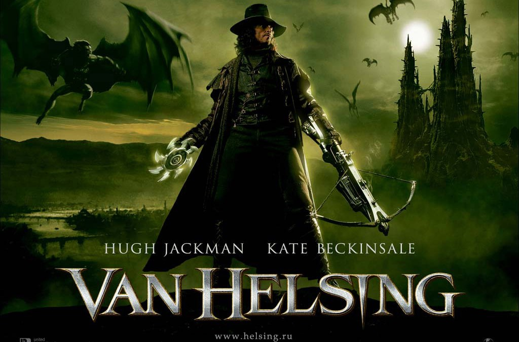 Throwback Thursday: Guilty Pleasures—Van Helsing