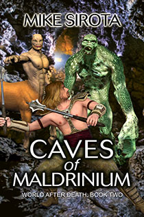 Caves of Maldrinium