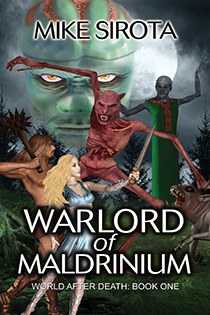 Warlord of Maldrinium