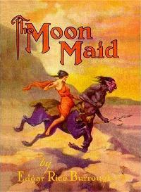 Throwback Thursday: Burroughs' Moon Series—More Than A Sword & Planet Adventure