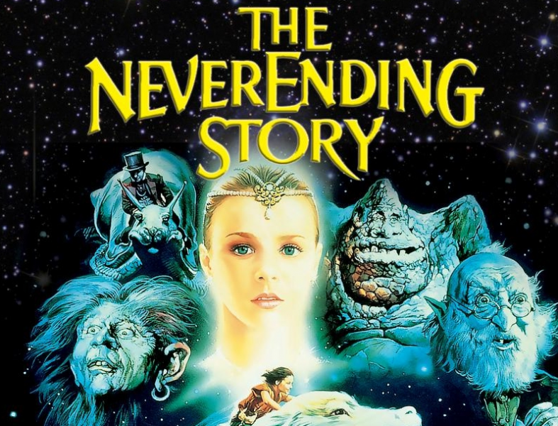 Throwback Thursday: Films About Books—The NeverEnding Story