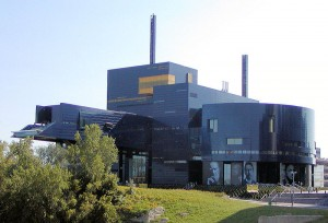 The new Guthrie Theater.