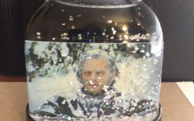 Throwback Thursday: A Jack Nicholson Snow Globe?
