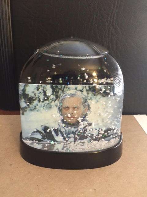 Throwback Thursday: A Jack Nicholson Snow Globe?