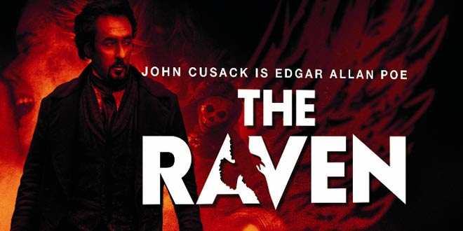 Films About Writers: The Raven