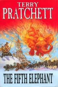 Terry Pratchett had fun writing books like this.