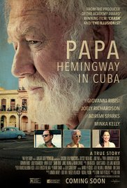 Films About Writers—Papa: Hemingway In Cuba