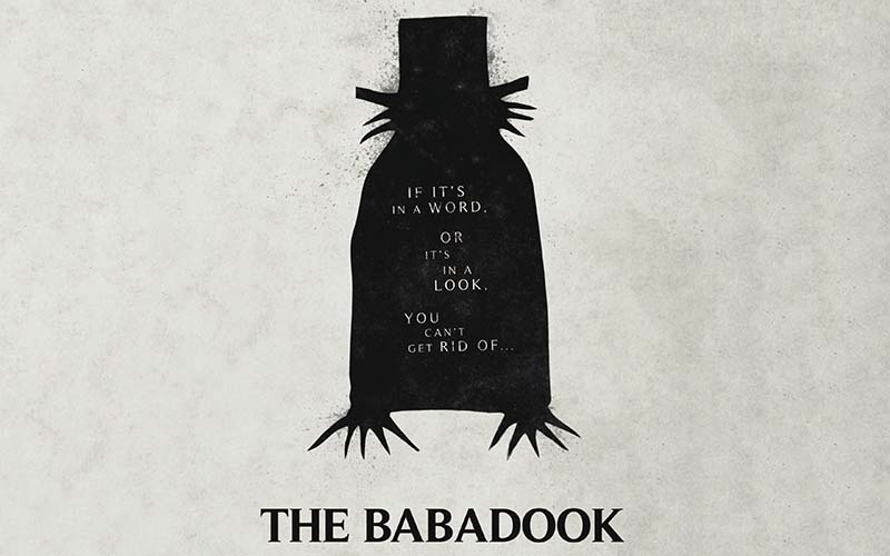 Throwback Thursday: Films About Books—The Babadook