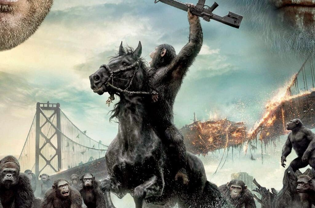 Throwback Thursday: Exploring The Planet Of The Apes—Part Four