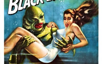 The Gill-Man: A 1950s Rock Star