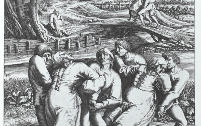 Myths And Legends: The Dancing Plague