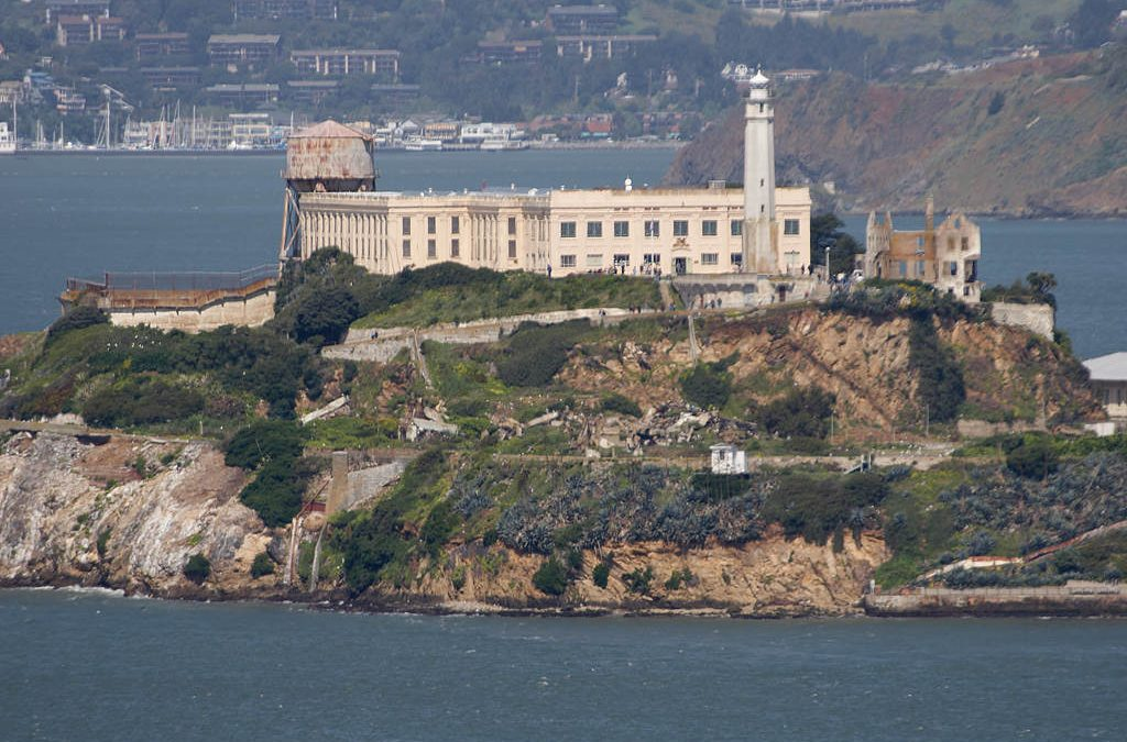 Myths And Legends: The Ghosts Of Alcatraz