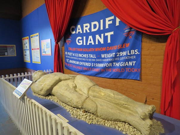 A Ginormous Hoax: The Cardiff Giant