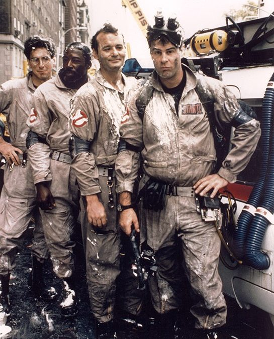 Ghostbusters…Whaddya Want?