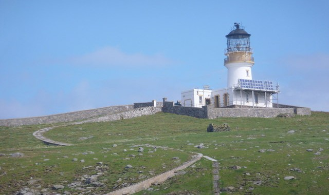 Myths And Legends: The Flannan Isles Lighthouse