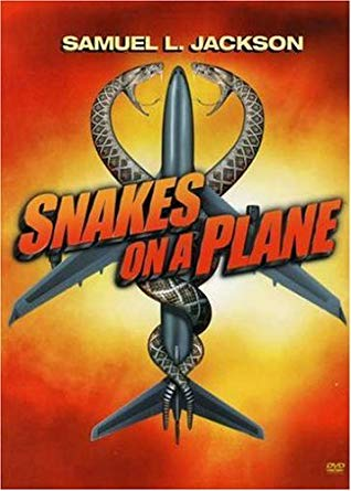 """Sir, You Need To Fasten Your…Seat Belt? No, It's A Snake!"""