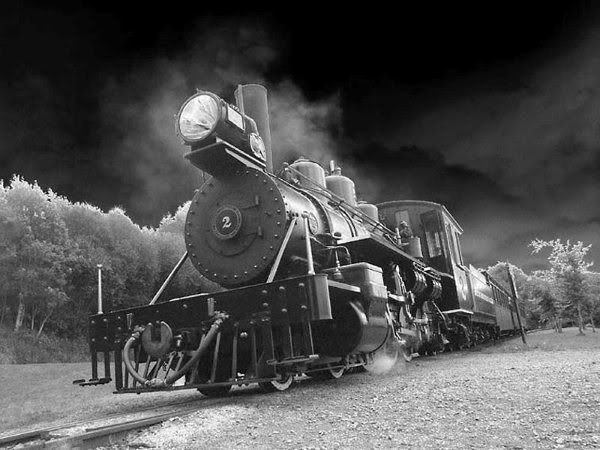 Myths And Legends: The St. Louis Ghost Train