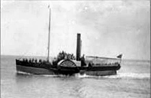 Myths And Legends: The Vanishing Riverboat