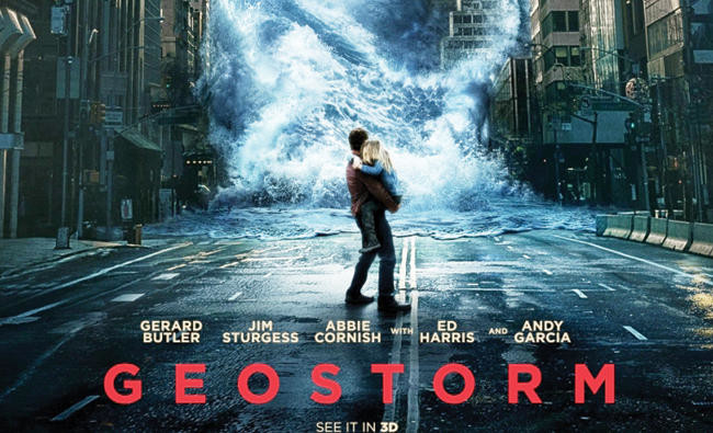 Guilty Pleasures: Geostorm