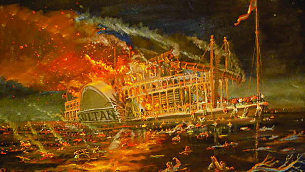 The Last Voyage Of The SS SULTANA