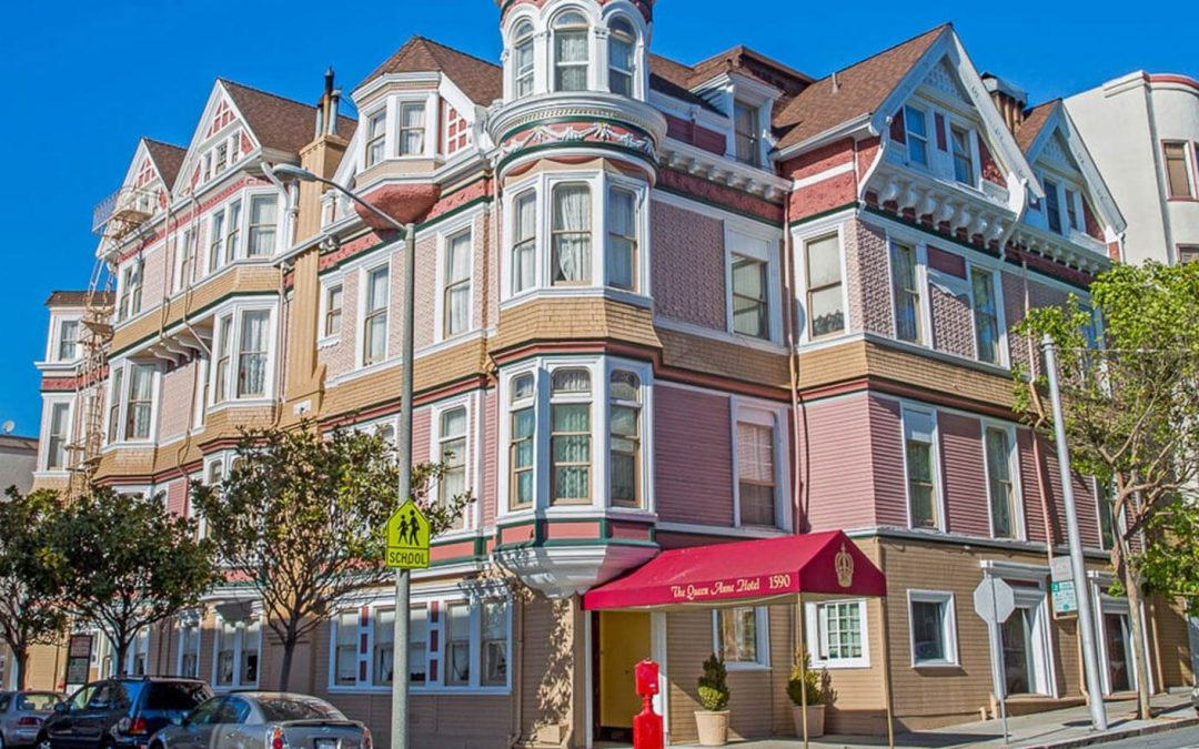 Myths And Legends: The Friendliest Ghost In San Francisco