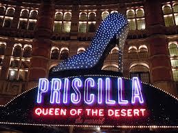 Throwback Thursday: Priscilla Rolls On