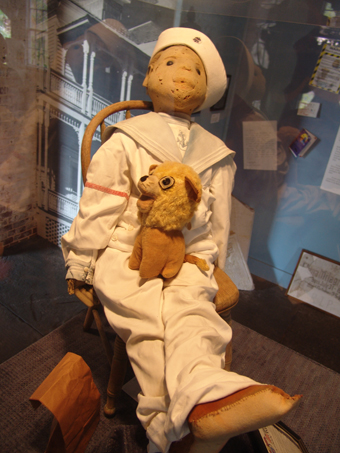 Throwback Thursday: Myths And Legends—Robert The Doll