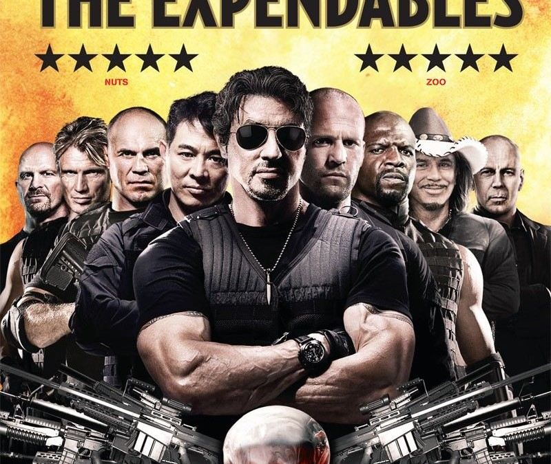 Throwback Thursday: Blowing Shit Up—The Expendables Series