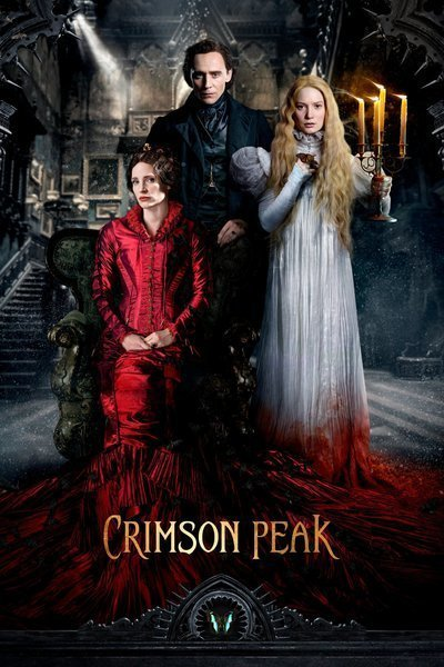 Throwback Thursday: Films About Writers—Crimson Peak