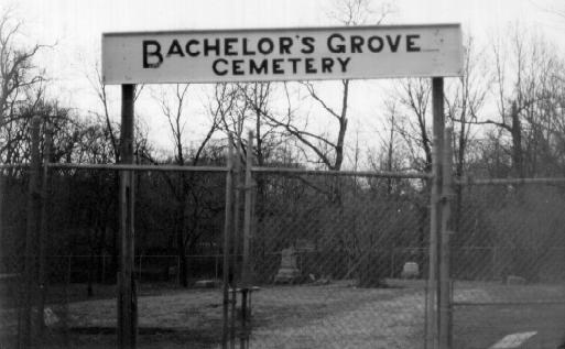 Myths And Legends: The Ghosts Of Bachelor's Grove Cemetery