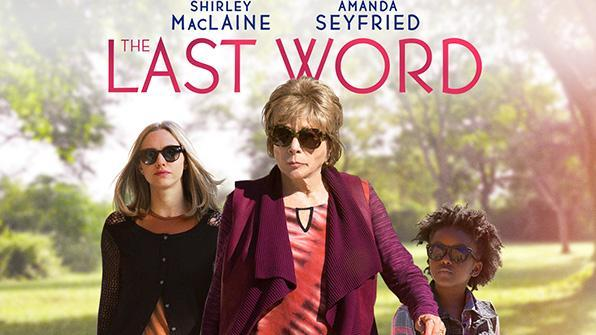Throwback Thursday: Films About Writers—THE LAST WORD