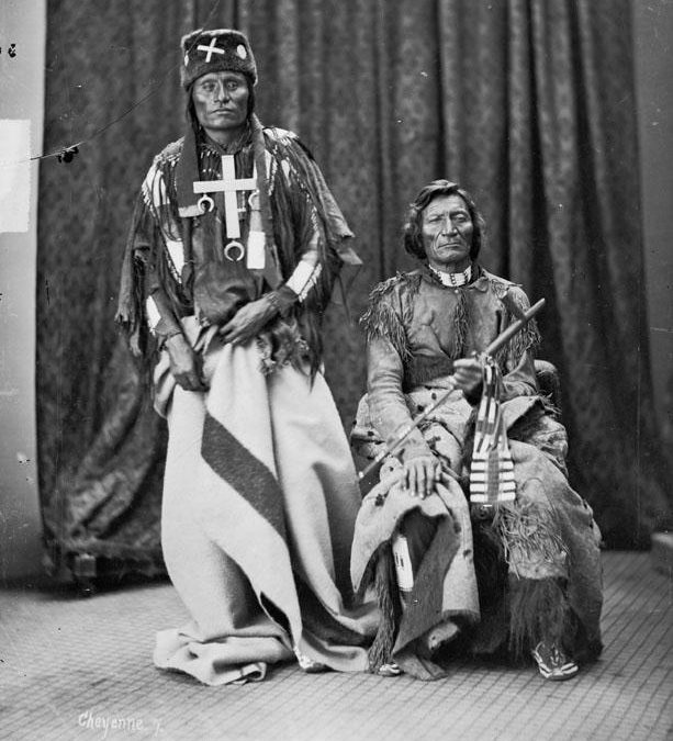 Cheyenne—The Tragedy Of Fort Robinson